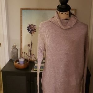 Old Navy tunic length sweater